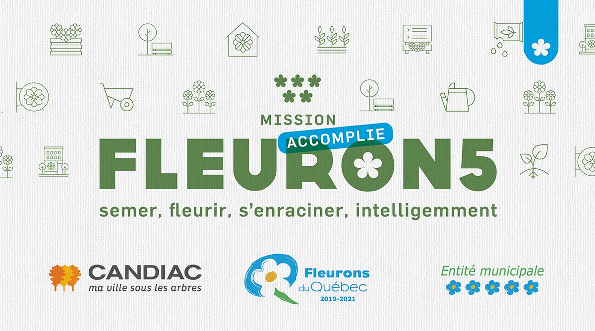 5 Fleurons